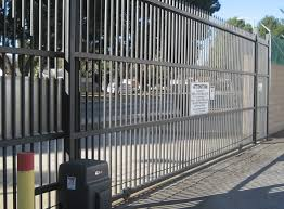 Commercial Gate Repair Houston Heights