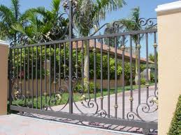 Residential Gate Repair Houston Heights